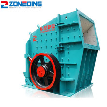 Stone breaking machine mobile tertiary impact crusher
